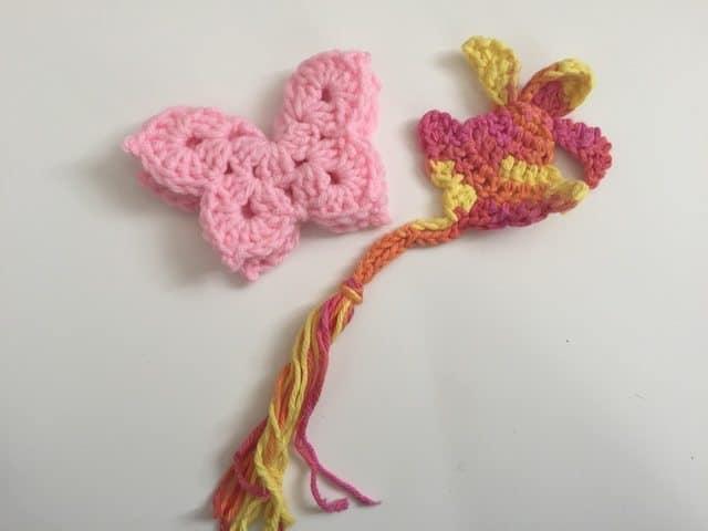 Marion's Crochet Mini Mandalas 6