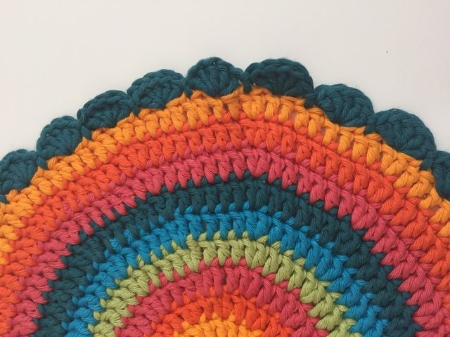 Mary @YarnTangler Crochet Mandala 3