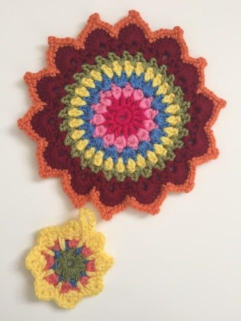 Michele's Crochet MandalasForMarinke 1