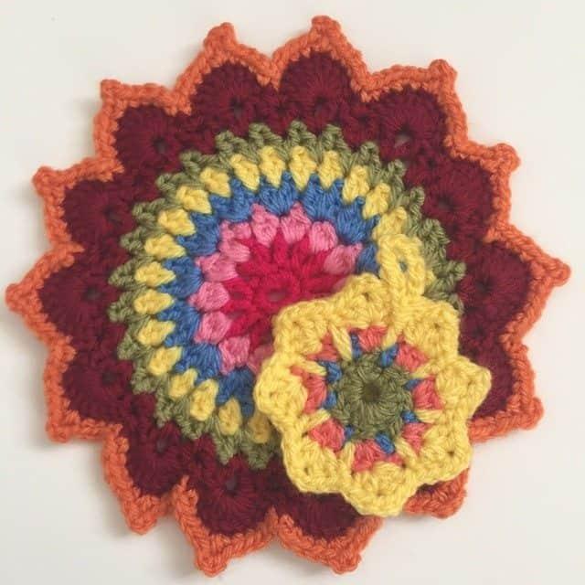 Michele's Crochet MandalasForMarinke 2