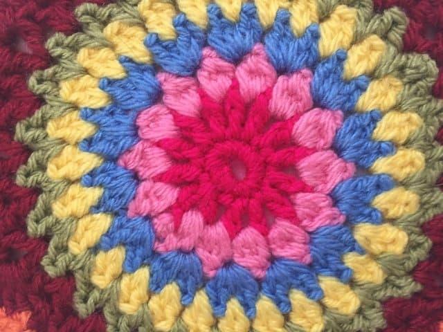 Michele's Crochet MandalasForMarinke 5