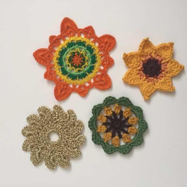 Morag Mackenzie's Mini Mandalas for Marinke 6