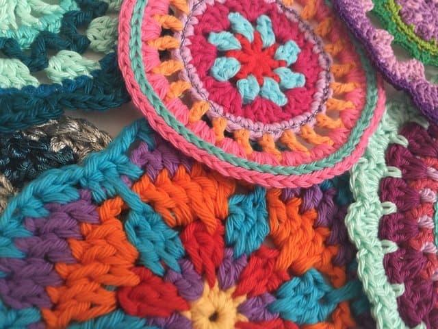 Morag Mackenzie's Mini Mandalas for Marinke 9