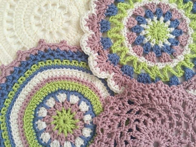 Sonia's Crochet MandalasForMarinke 1