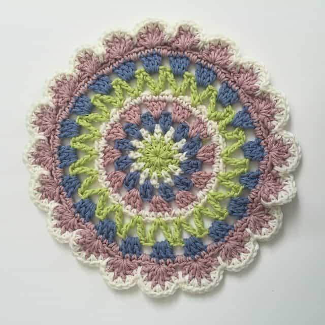 Sonia's Crochet MandalasForMarinke 5