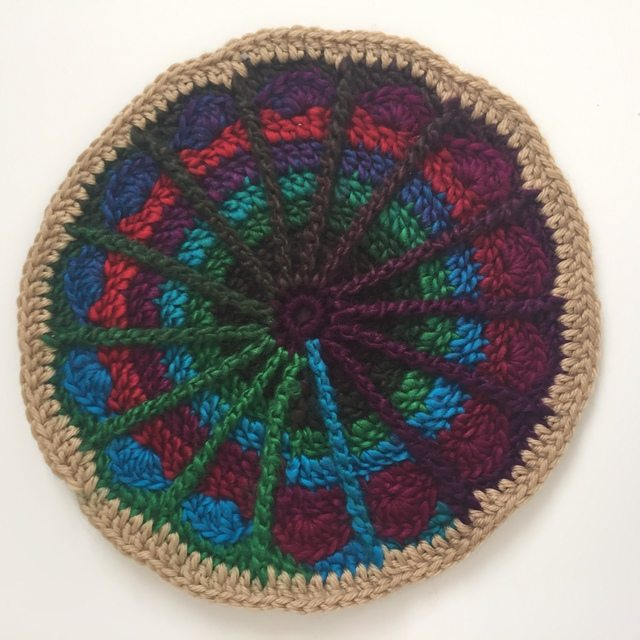 Susan's Crochet MandalasForMarinke 1