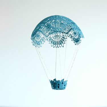 crochet balloon