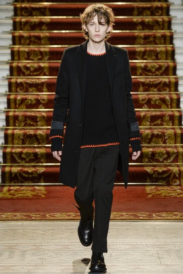 crochet on men fashion