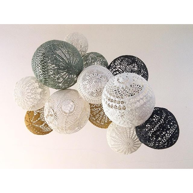 салфетка глобусы
