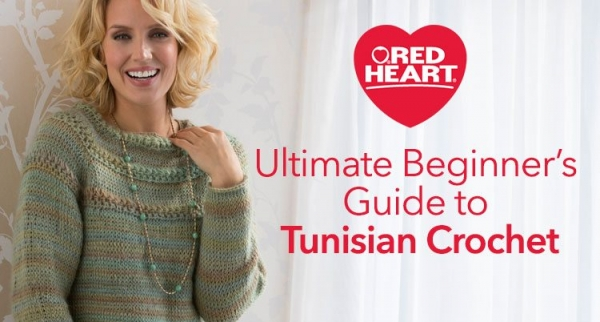 guide de crochet tunisien
