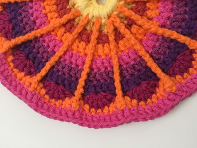 anonymous crochet mandala 3
