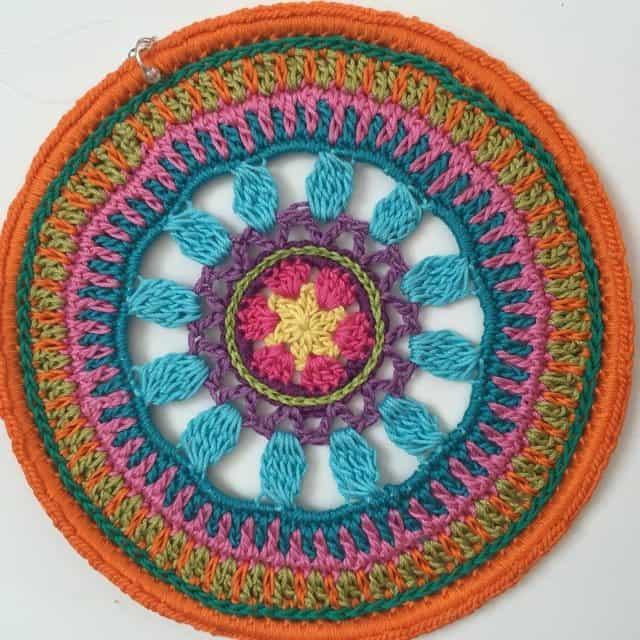 bethel crochet mandala 2
