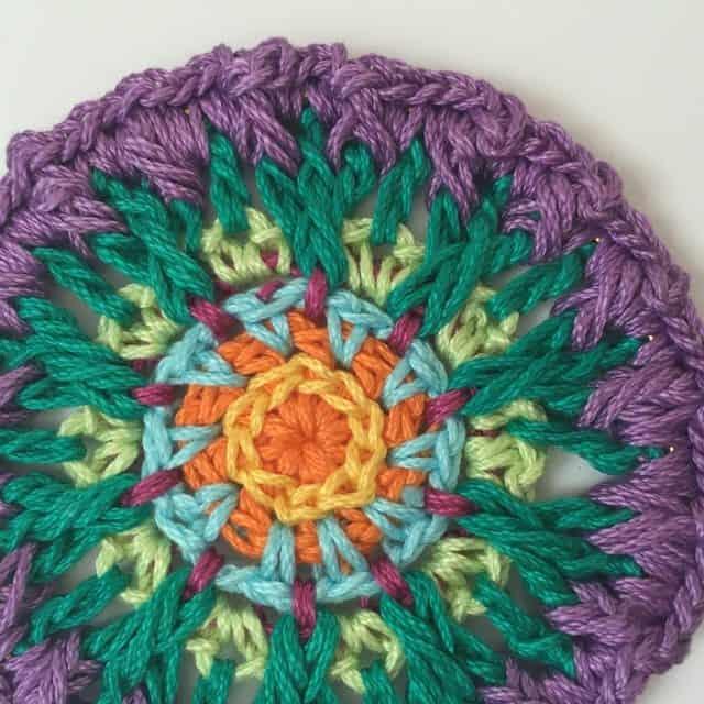 bethel crochet mandala 4