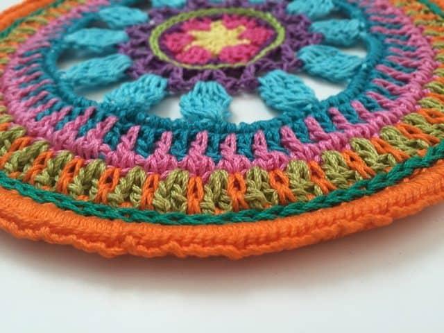 bethel crochet mandala 5