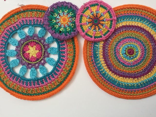 Crocheting Urban Dictionary : Visit all Mandalas for Marinke posts , not only to see beautiful ...