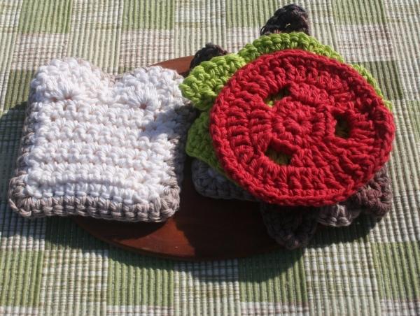 blt sandwich free crochet pattern