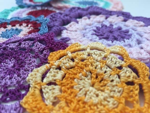 carol crochet mandala 3