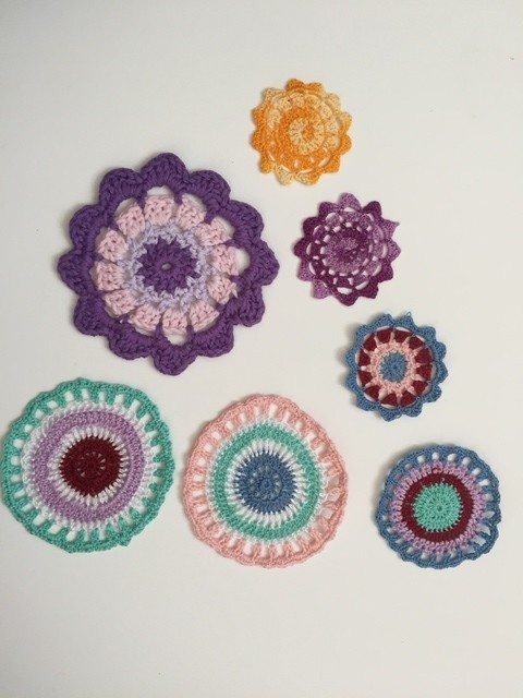 carol crochet mandalas for marinke