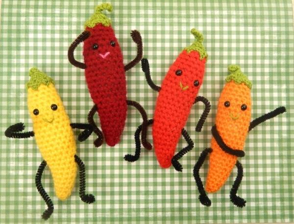crochet chili free pattern