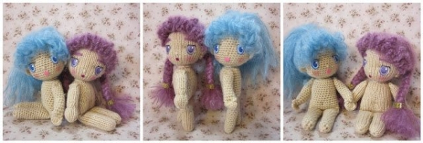 crochet dolls free pattern