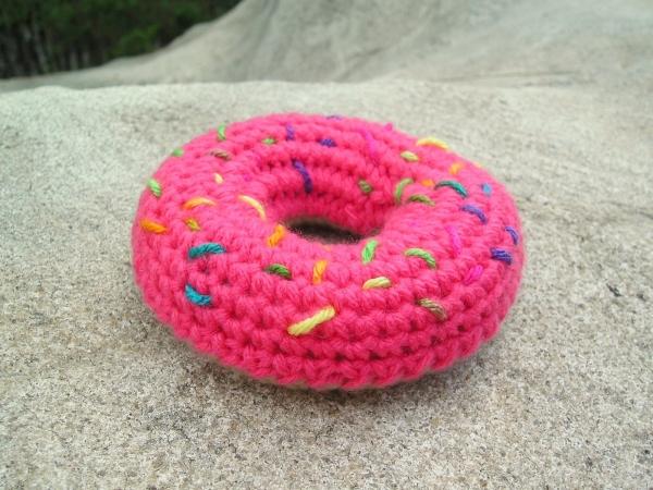 donut free crochet pattern