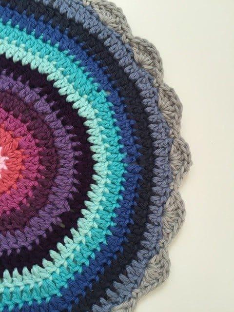erin crochet mandala for wink
