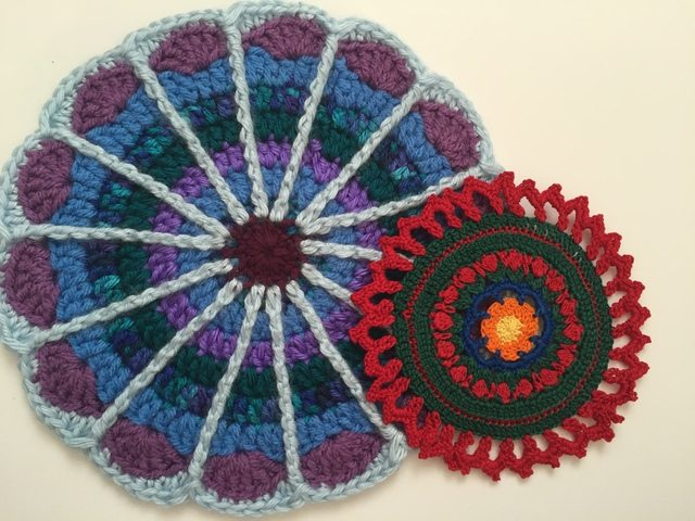 esmeralda crochet mandalasformarinke
