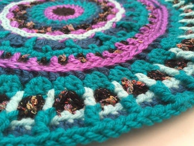 felicia crochet mandala 1