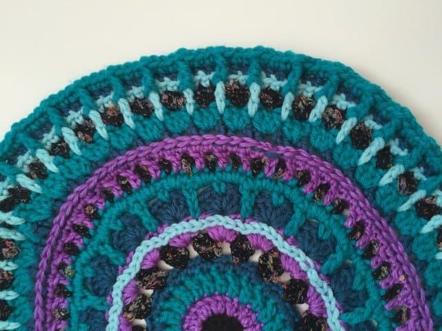 felicia crochet mandala 5