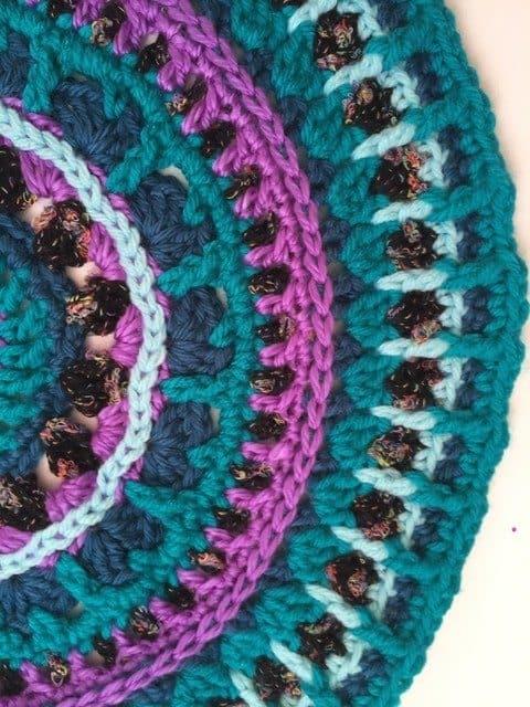 felicia crochet mandala 7