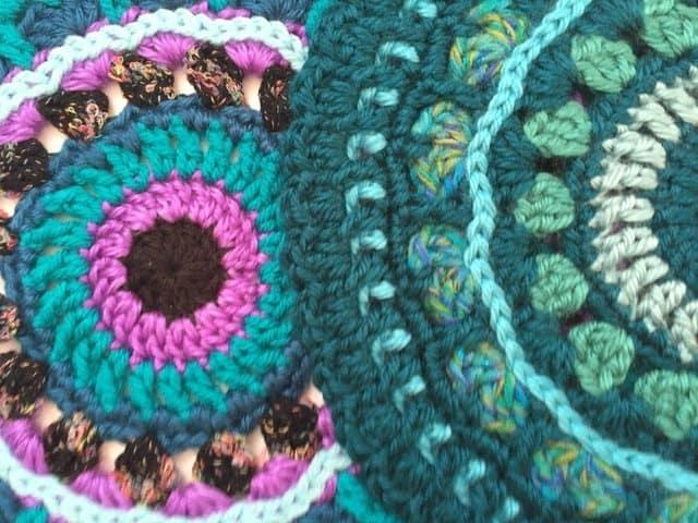 felicia crochet mandala 8