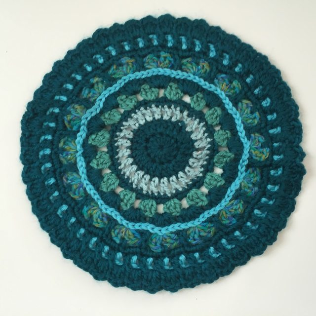 felicia crochet mandala for wink
