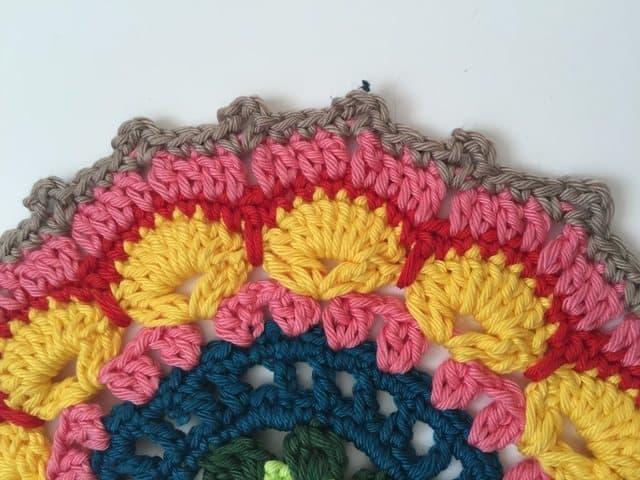 ganondorf crochet mandala for marinke