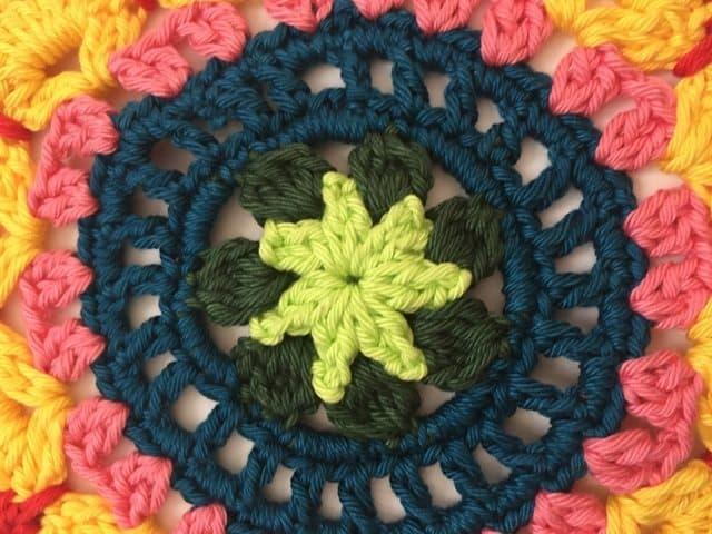 ganondorf crochet mandala for wink