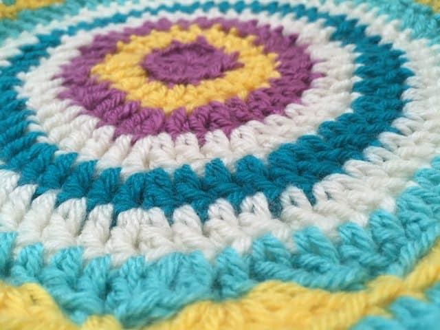 jamie crochet mandala for marinke