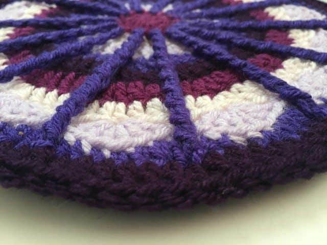 jennie crochet mandala 1