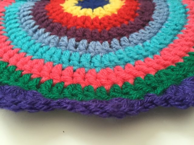 jennie crochet mandala 2
