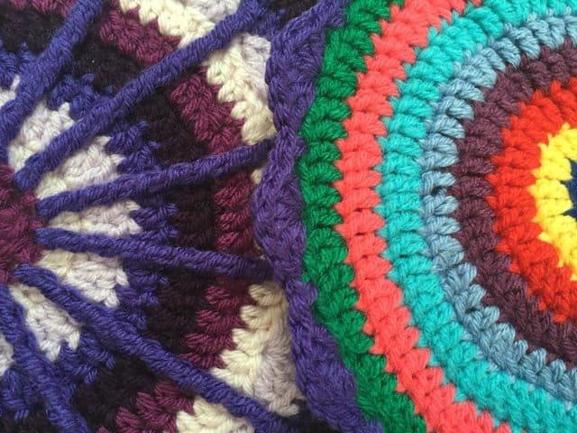 jennie crochet mandala 5