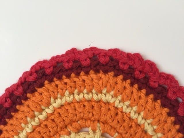 josephine crochet mandala 1