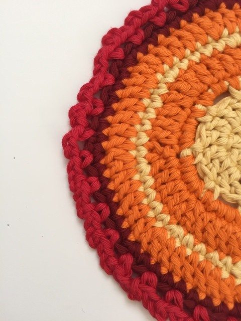 josephine crochet mandala 2