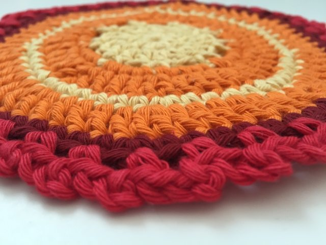 josephine crochet mandala for marinke