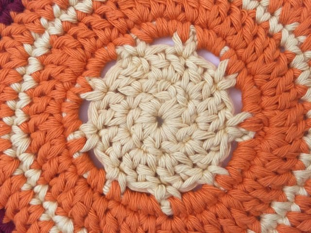 josephine crochet mandala for wink