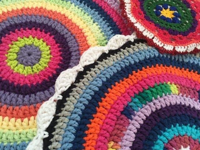 juanita crochet mandalas for marinke