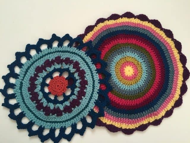 juliet crochet mandalas for marinke