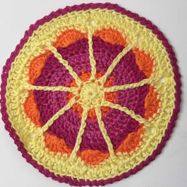 kristin crochet mandala 1