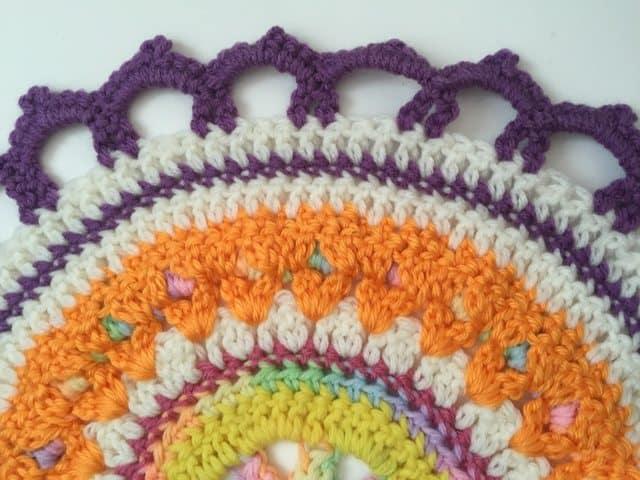 laura crochet mandala 1