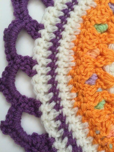 laura crochet mandala 2