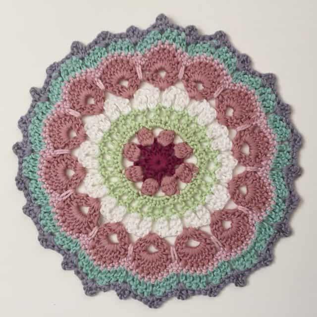 lilian crochet mandalasformarinke