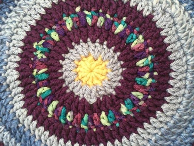misha-anne crochet mandala 1