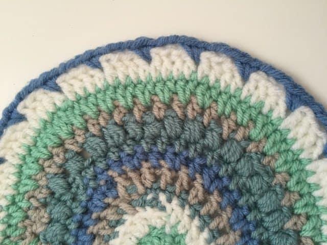 monica crochet mandala for wink